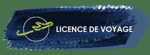 Licence de voyage