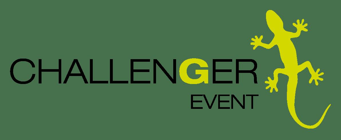 challenger event logotype